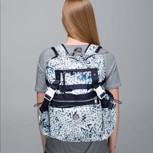 Lululemon Travelling Yogini Rucksack Backpack